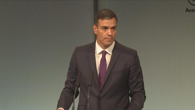 Sánchez pedirá este viernes en Pamplona el voto navarro