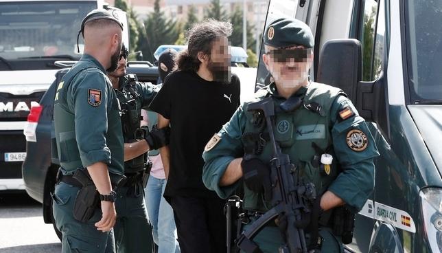 Detienen en Pamplona a un exconvicto yihadista por reincidir