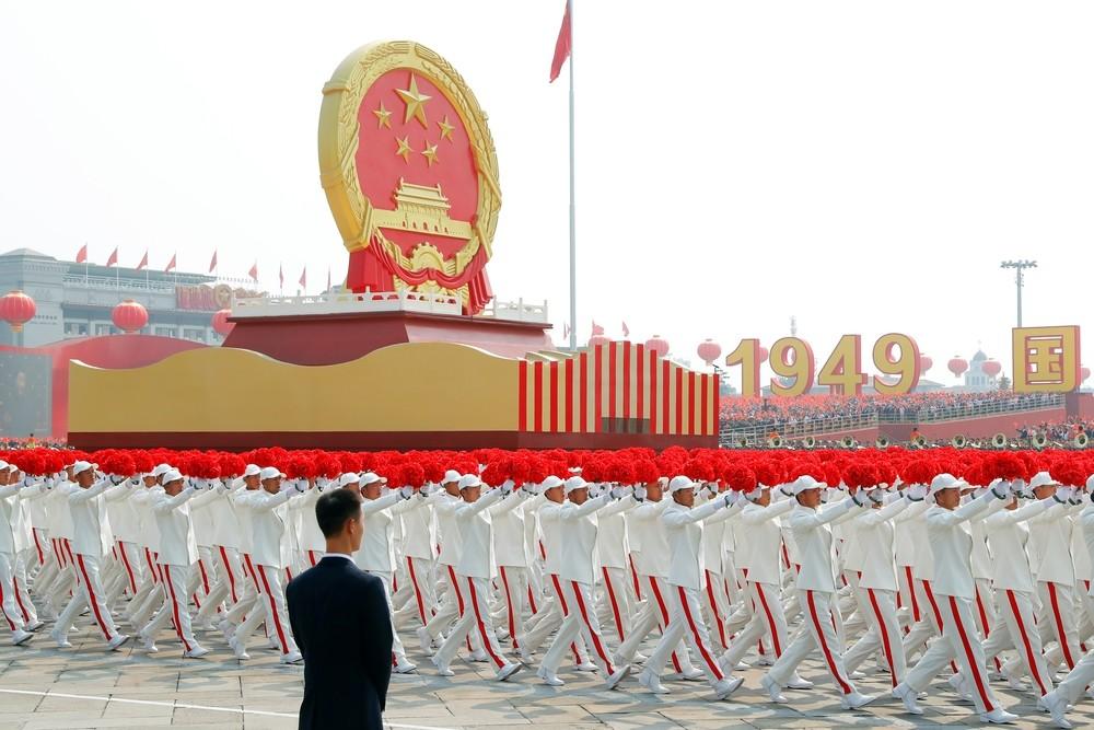 Siete décadas de poder comunista
