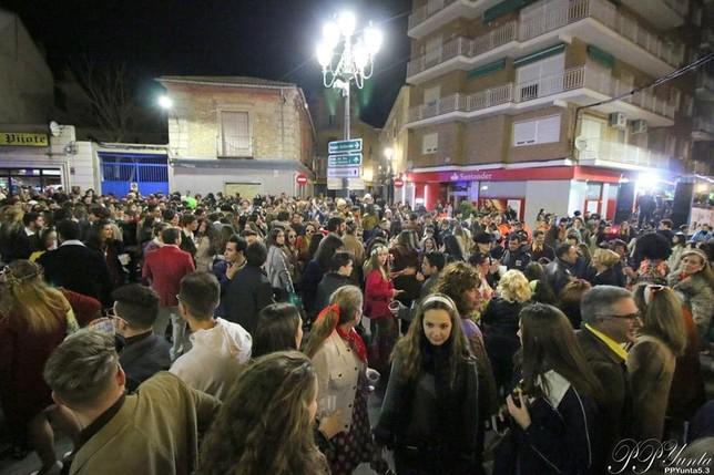 Tarancón despide el Carnaval con desfiles multitudinarios