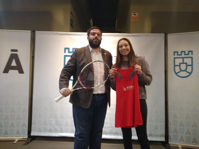 Ávila Auténtica y Paula Arias crecen de la mano