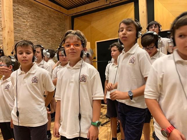 Los Seises ponen voz a 'El sueño de Toledo'