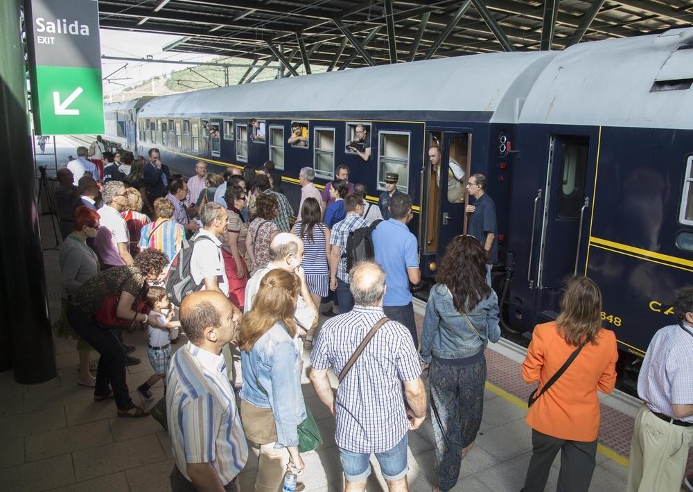 La terminal de Vicálvaro abre la puerta al Madrid-Burgos - Diario de Burgos