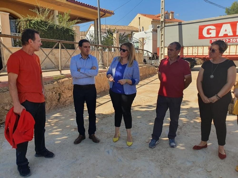 Diputación buscará remedios a las inundaciones de El Picazo