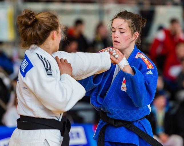 Alexis Rosa, oro en el Open Panamericano de Judo en Lima