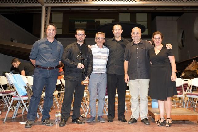Argamasilla clausura el XVII Curso de Dirección de Bandas