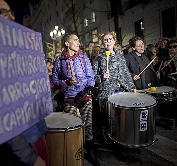 El feminismo contra Vox Pedro Puente Hoyos