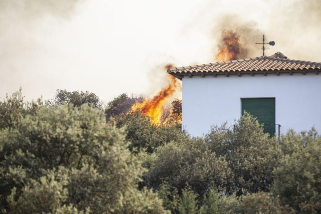 Los vecinos de Montesión pueden volver a sus casas