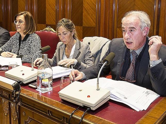 La subida salarial del personal de Diputación, 300.000€ Eva Garrido