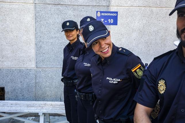 Policías nacionales harán prácticas en Puertollano
