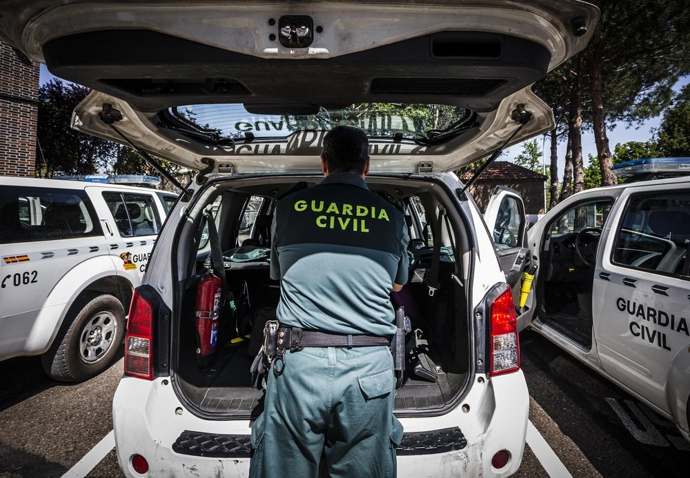 Un día de patrulla con la USECIC de la Guardia Civil