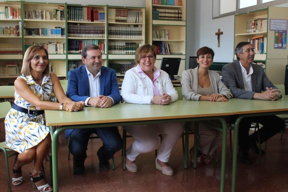 La Junta valora abrir tres comedores escolares en 4 años