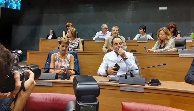 La nueva Presidenta de Navarra promete