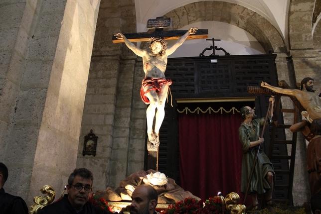 Solemne Entierro de Cristo en la iglesia de Tarancón