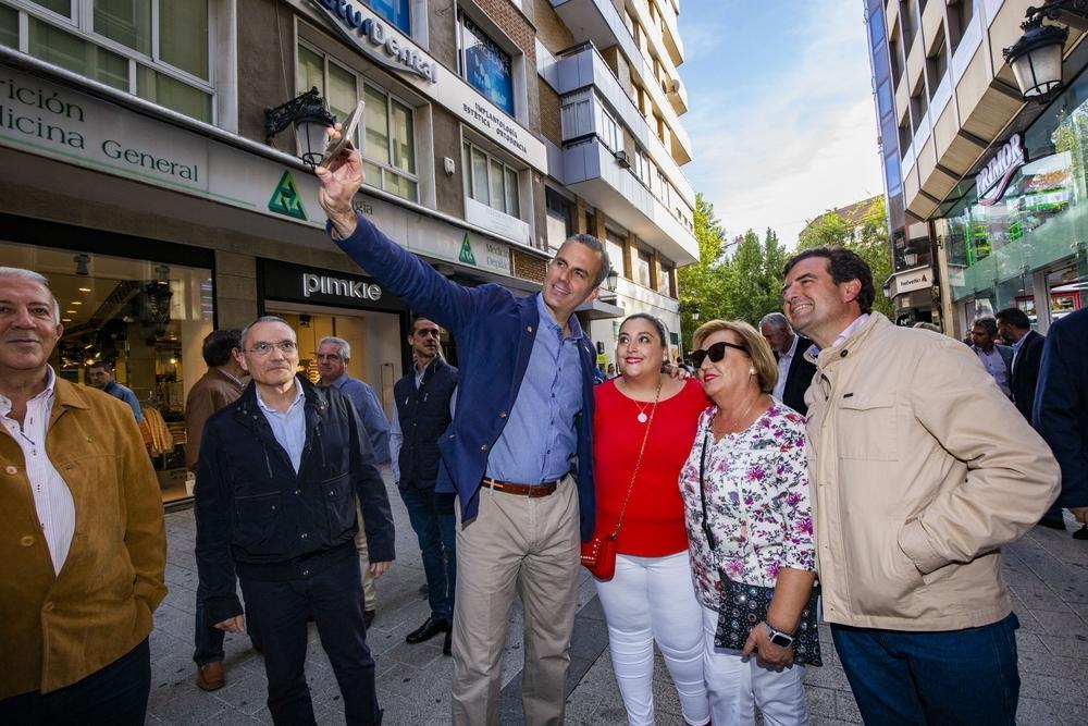 Vox busca un proyecto nacional que «revierta en Ciudad Real»
