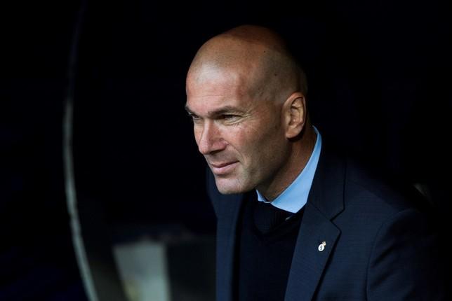 Zidane regresa al Real Madrid Rodrigo Jimenez Rodrigo Jimenez