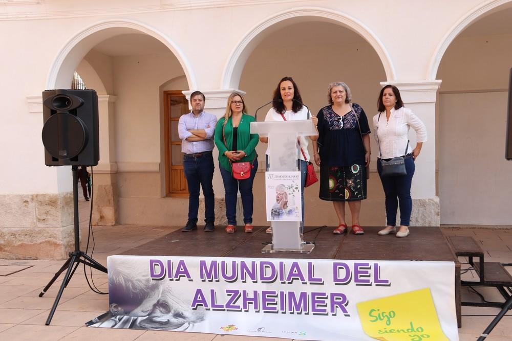 Nace una asociación para concienciar sobre el alzheimer
