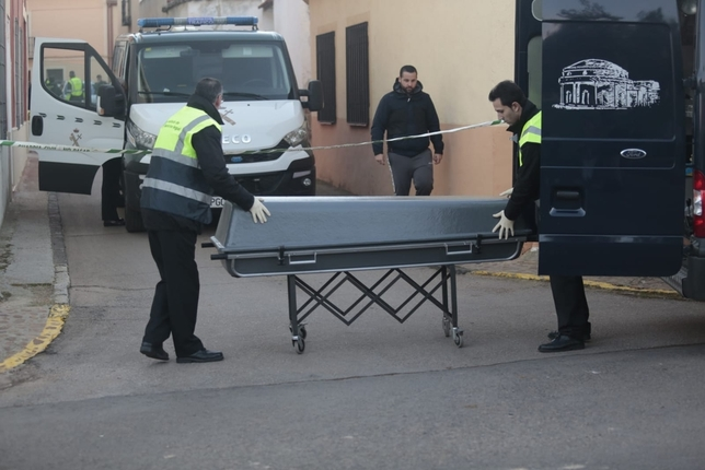 Un fallecido en accidente laboral en Alcolea de Calatrava Foto: Tomás Fernández