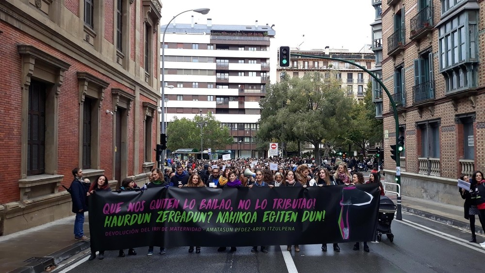 No se rinden: las madres del IRPF seguirán la lucha política