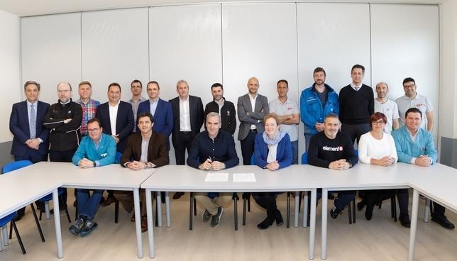 VW y la mayoría sindical firman el preacuerdo del Convenio