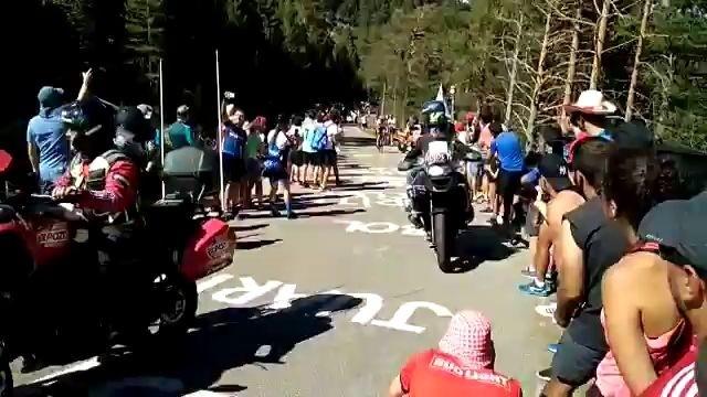 Clasificaciones de la última etapa de la Vuelta a Burgos