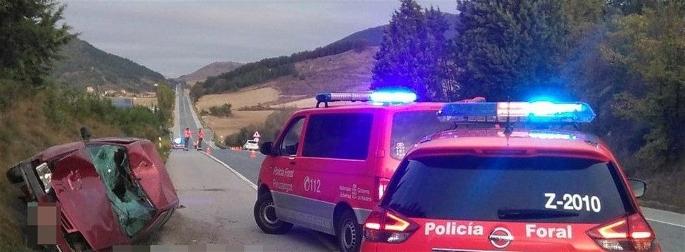 Fallece al ser atropellado en Berrioplano