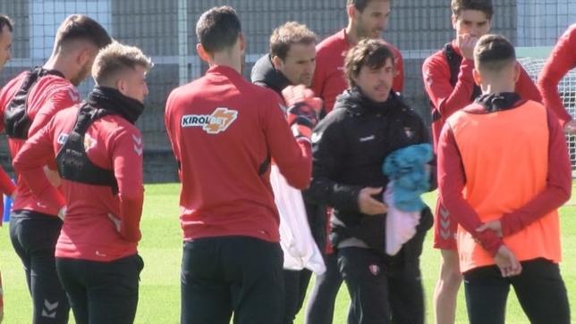 Arrasate confirma que Sergio Herrera será el portero titular en Tenerife NATV