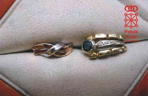 Robaba joyas en casas de Tudela para después venderlas