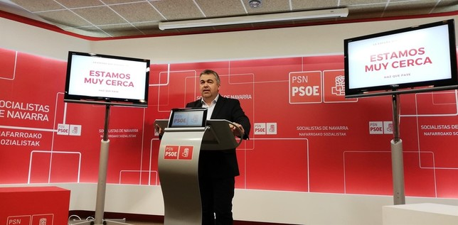 Santos Cerdán apela al voto útil contra las derechas Europa Press