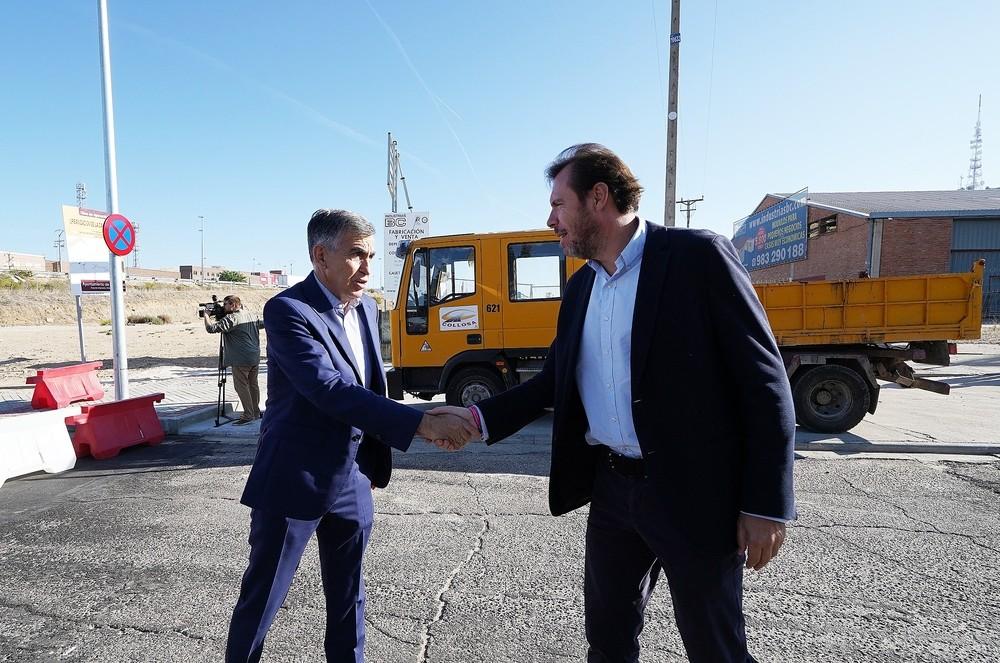 San Cristóbal tendrá un parking de camiones en calle Cobre