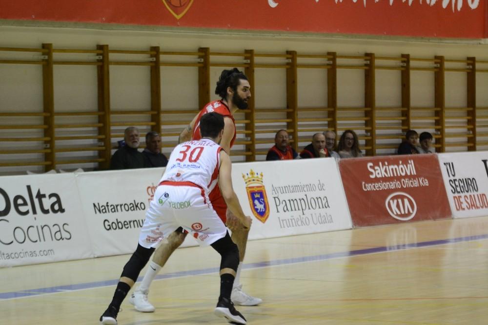 Jiménez, uno de los jugadores que continúa respecto a la temporada pasada.