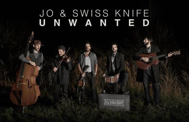 Jo & Swissknife, sonido de fusión amiericano made in Navarra