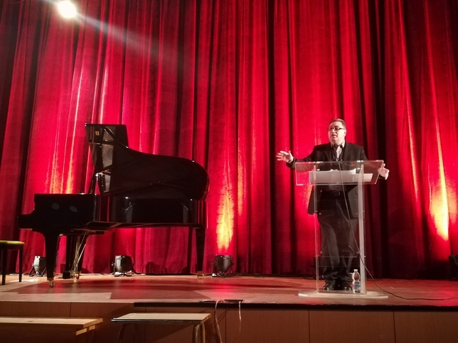 El piano, protagonista de los conciertos en Arévalo