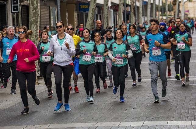 1.200 corredores solidarios por Ciudad Real /Fotos: Rueda Villaverde
