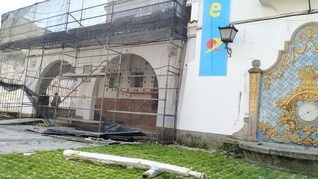 El Mercado De Abastos Arrancará Con 9 Locales Y 2 Terrazas