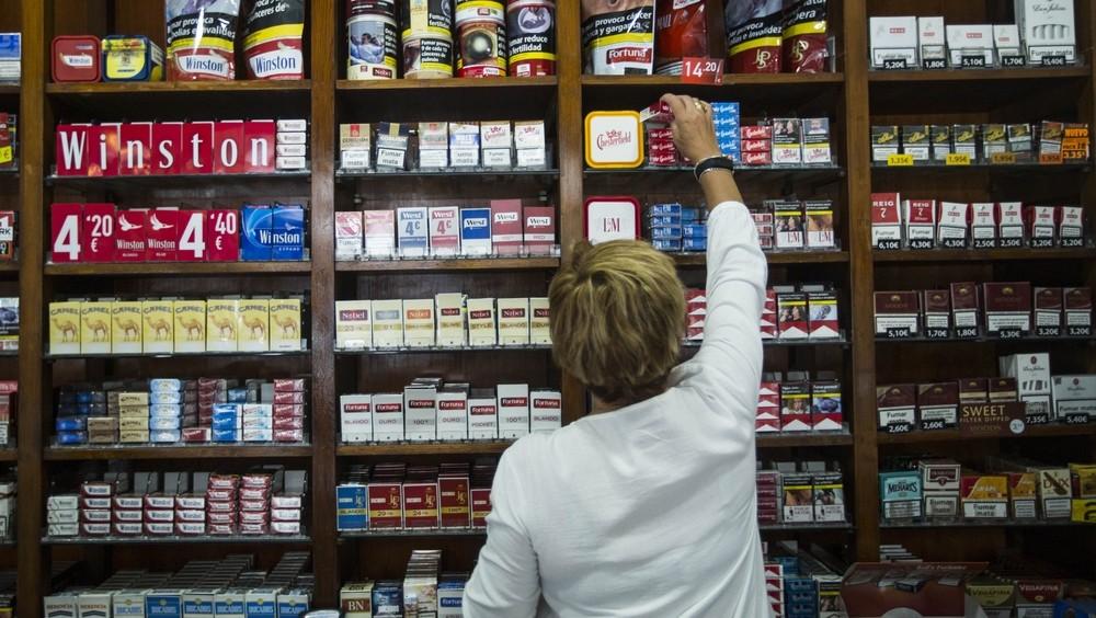 En 2018 se recaudaron por venta de tabaco en Segovia 38,6 millones.