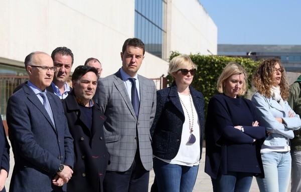 Valladolid recuerda a las víctimas del 11M