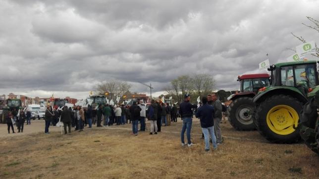 El calvario de los agricultores