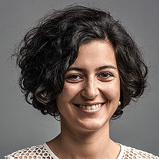 La profesora Marta Carrero
