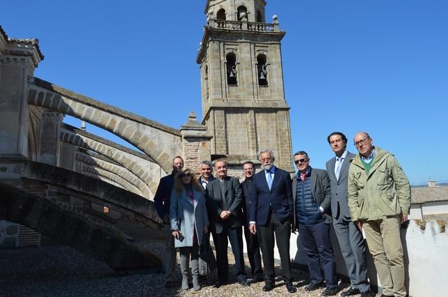 35d5eab116369 La torre de La Colegial se abrirá al turismo - La Tribuna de Toledo