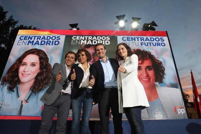 Arranca una campaña marcada por la salud de Rubalcaba Marta Jara - Europa Press