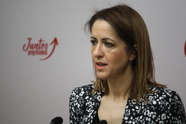 Cristina Maestre, PSOE.