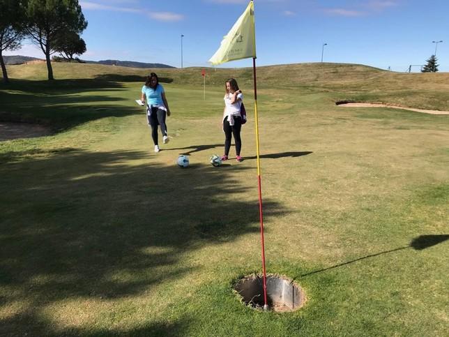 El Programa Somos Deporte 3-18 inicia la promoción del golf