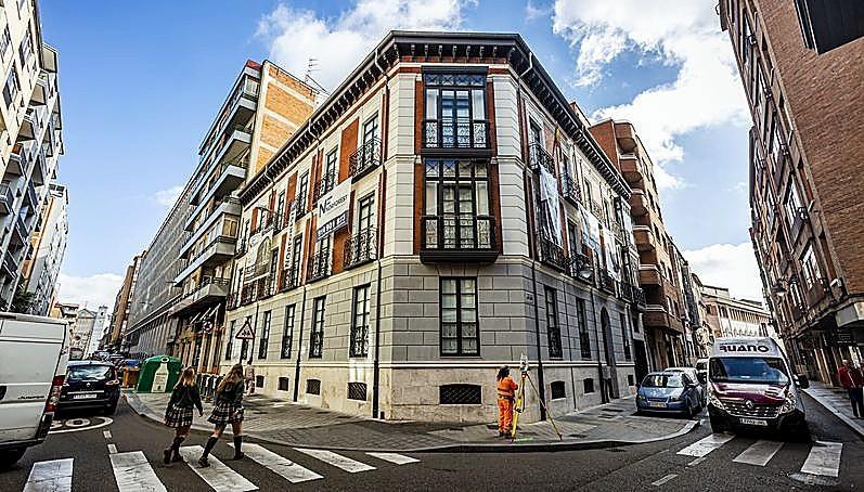 La oferta de vivienda 'exclusiva' se consolida en el centro