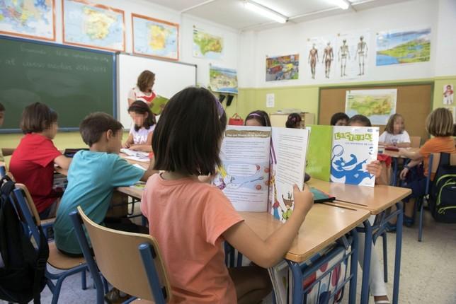 Educación detecta 5.557 posibles casos de acoso en un año MIGUEL ANGEL MOLINA