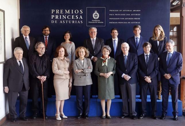El Prado, Princesa de Asturias de Comunicación y Humanidades J.L.Cereijido