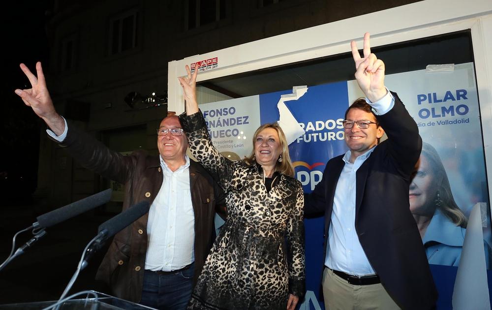 Inicio de la campaña electoral