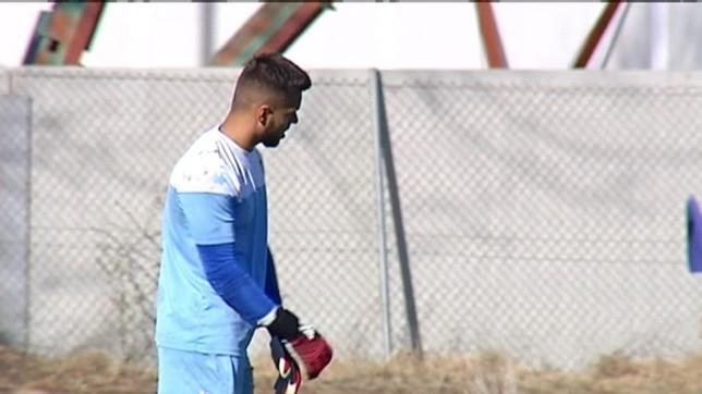 Su actual equipo, el Extremadura, es el próximo rival de Osasuna NATV