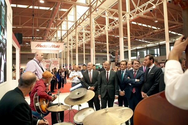 Más de 300 empresas participan en la Feria de Muestras