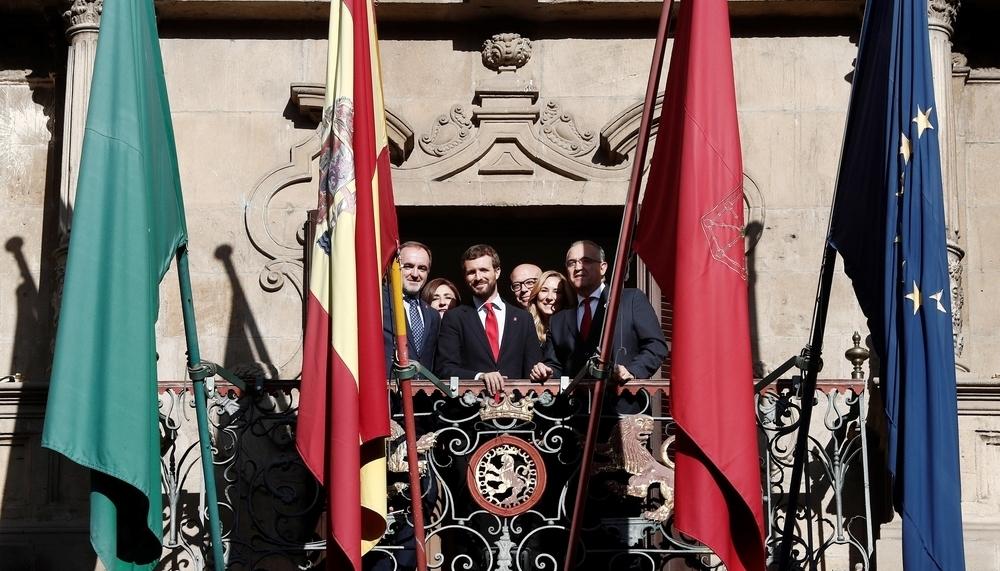 Casado en Pamplona: